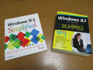 Books on Windows 8.1