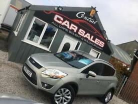 FORD KUGA 2.0 TITANIUM TDCI AWD 163 BHP DIESEL POWERSHIFT AUTOMATIC FINANCE PX