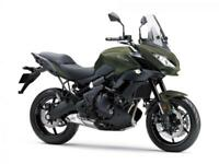 2018 KAWASAKI VERSYS ABS INC FOC TOURER PACKAGE .0% APR UP TO 36 MONTHS