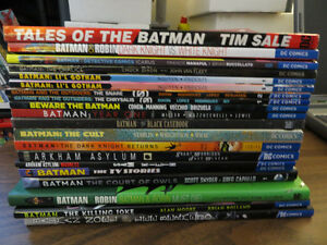 BATMAN - DC Comics Graphic Novels