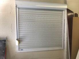 Roller shutter for window