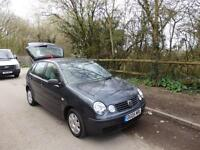 Volkswagen Polo 1.2 2005MY Twist ONLY 112400 MILES