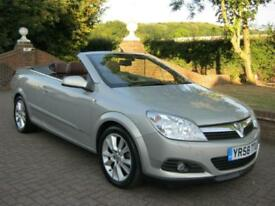 VAUXHALL ASTRA 1.8i DESIGN TWIN TOP CONVERTIBLE 2DR 2008 58