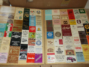 Matchbook collection Cornwall Ontario image 7