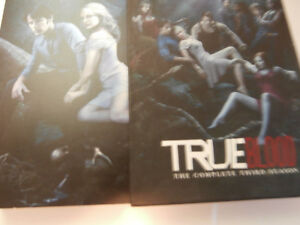 amazing DVD--True Blood--2 disks