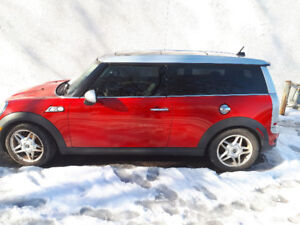 2008 MINI CLUBMAN  TURBO