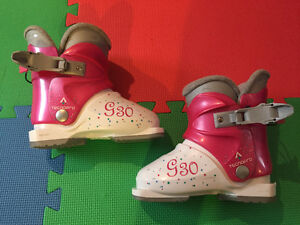 Ski boots for kids - size 18.5