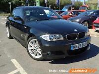 2009 BMW 1 SERIES 120d M Sport Leather Parksensors Low Miles 6 Speed