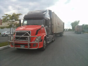 Contrat CN Volvo camion truck a vendre for sale