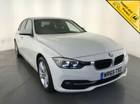 2015 BMW 318I SPORT 4 DOOR SALOON 1 OWNER SATELLITE NAVIGATION CRUISE CONTROL
