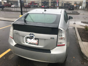 Toyota Prius 2010-All service dealership(n file)-Winter Tires