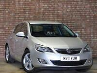 Vauxhall Astra SRi CDTi 1.7L 5dr