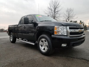2010 CHEVROLET SILVERADO LTZ *** FULLY LOADED Z71 4X4 *** $15995
