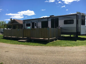 2014 405FL Heartland Fairfield RV Park Model in Shediac/ Moncton