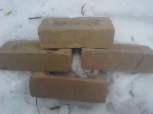Old Reclaimed Brick tan colour (Yorkton)