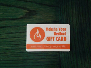 Moksha Yoga 75$ for only 50$!