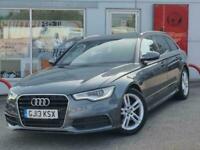 2013 Audi A6 2.0 TDI S Line 5dr Multitronic Estate Auto Estate Diesel Automatic