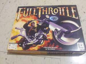 Full Throttle Limited Edition