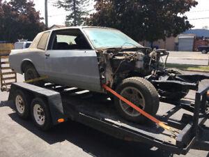 1983-1988  chev monte carlo SS parts