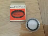 Attachment lens