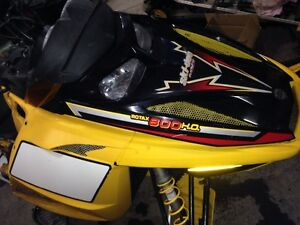 Parting out a few sleds zx and rev--709-597-5150-- St. John's Newfoundland image 3