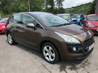 2013 Peugeot 3008 1.6 E-HDI ACTIVE 5d 115 BHP Hatchback Diesel Semi Automatic