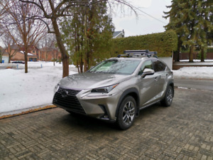 2018 Lexus NX300 lease takeover