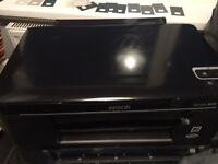 Epsom a4 printer and scanner