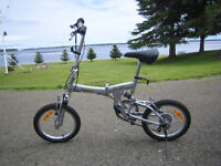 Folding up Bicycle for Rv,s