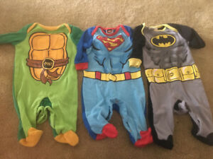 Boys 0-3 and 3-6 month clothing