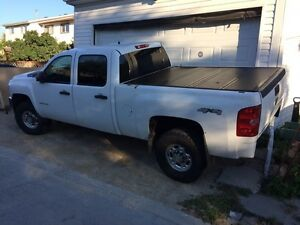 Trade SAFTIED 2010 hd2500 crew cab Silverado for what have you