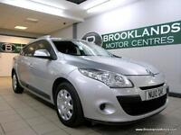 Renault Megane EXPRESSION 1.5 DCI 106 ESTATE [4X SERVICES and 30 ROAD TAX]