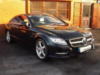 2012 12 MERCEDES-BENZ CLS CLS350 CDI SPORT AMG 3.0 4D AUTO DIESEL