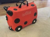 Ladybird Trunki ride on suitcase