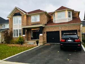 Gorgeous 5+2 Detached Home for rent in Milton!