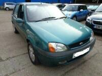 2001 Ford Fiesta Freestyle 1.3 Hatchback Petrol Manual