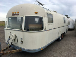 1978 Airstream Argosy 28' Bunk House