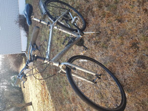 7.2 FX Trek mountain/ road bike