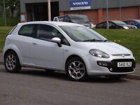 Fiat Punto 1.4 8v GP (white) 2010