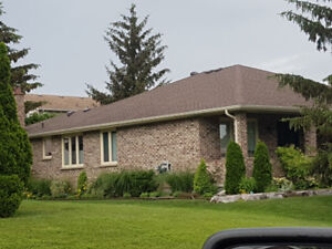 Shingles/roofing- we beat any written quote and free estimates