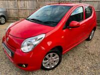 ✿2010/59 Suzuki Alto 1.0 SZ4, 5dr, Red ✿CHEAP TO RUN✿