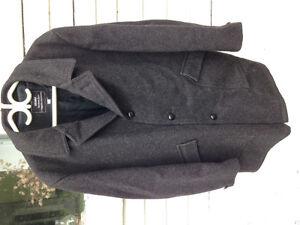 Men's Pea Coat (Sears)