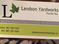 Landson Yardworks.