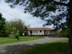 Large solid family bungalow with 1.5 acres in Malagash