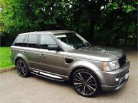 2006 Land Rover Range Rover Sport 2.7 TD V6 S SUV 5dr Diesel Automatic (271