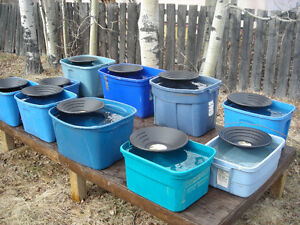 Yukon Recreational Gold Panning and Prospecting Classes