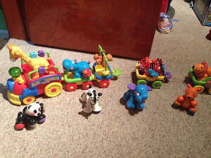 Great condition Fisher Price Animal Train
