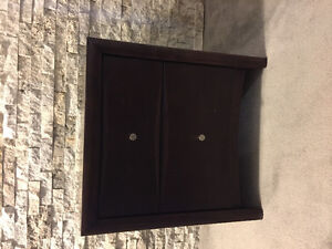 Tall Dresser and 2 night tables