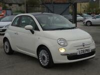 2011 Fiat 500 1.2 Lounge 3dr (start/stop)