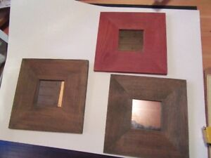 MIRRORS - SET OF 3 - REDUCED!!!!